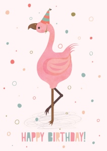 A6 Party Flamingo Cards-01