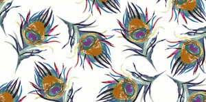 peacock pattern_905