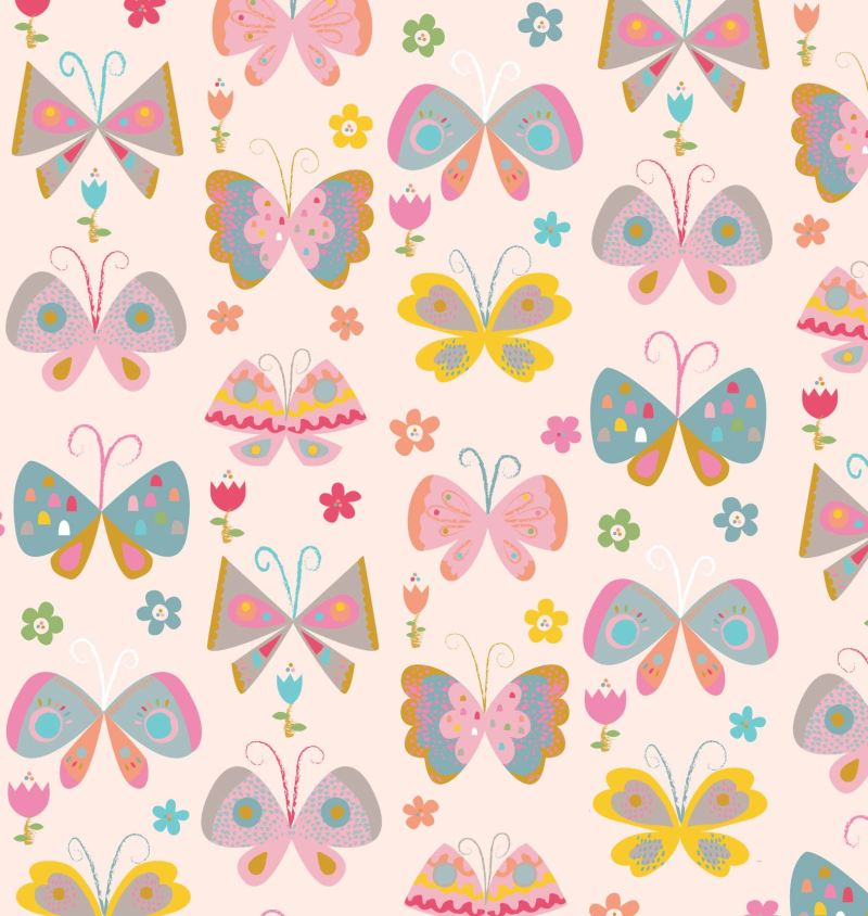 Lovely Butterfly Pattern