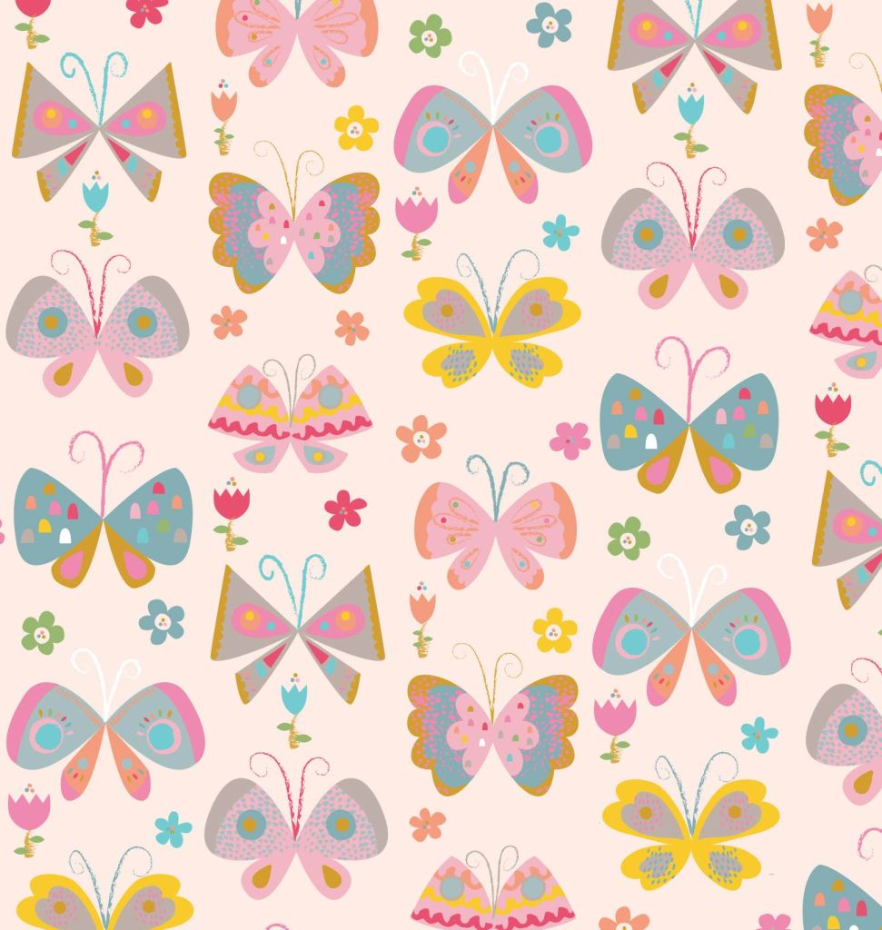 Lovely Butterfly Pattern